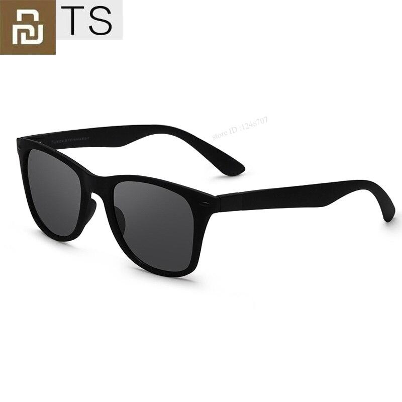 Солнцезащитные очки Youpin TS Hipster Traveler для мужчин и женщин, поляризованные линзы, УФ, для спорта на открытом воздухе, для езды на велосипеде, для ...