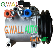GWALL HIGH QUALITY MSC60T AC COMPRESSOR for Car Mitsubishi Canter Fuso MK512533 AKC200A053     free ship new turbotd05h 49178 02385 me014881 oil cooled turbocharger for mitsubishi fuso canter 2000 engine 4d34t 3 9l 136hp