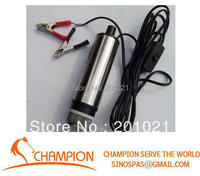 12V DC Pumps Small Submersible Diesel Oil Pump Applies To Diesel Fuel Water