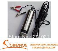 12V DC Pumps Small Submersible Diesel Oil Pump Applies To Diesel Fuel Water