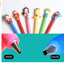 Diamond Embroidery Accessories 5D DIY  Painting Tools Square/Round Drill Point Pen Mosaic Cartoon Pencil