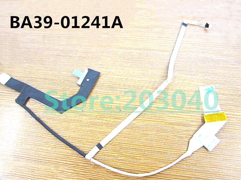 New Original Laptop/notebook LCD/LED/LVDS cable for Samsung <font><b>NP700G7A</b></font> NP700G7C 700G7A 700G7C BA39-01241A image