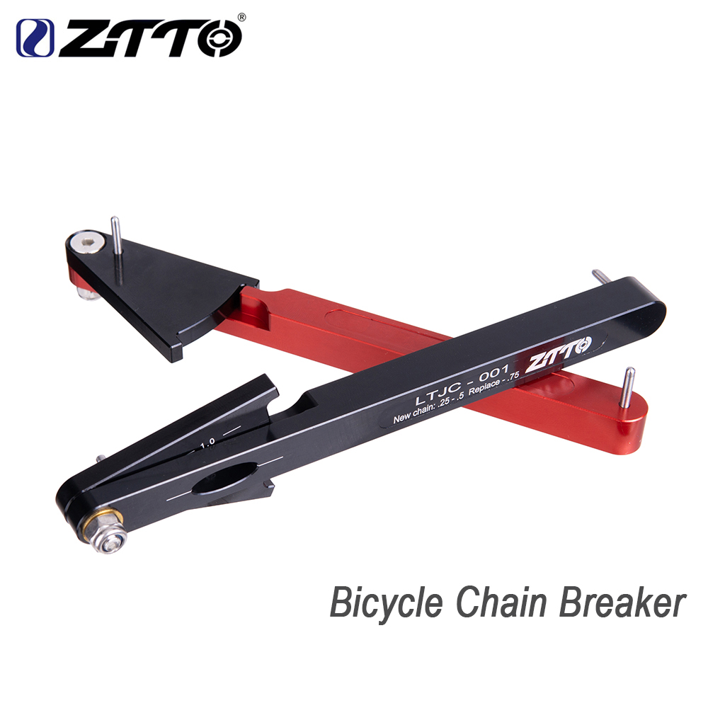 ZTTO MTB Bicycle Chain Wear Indicator Tool Chain Checker Kits Multi-Functional Mountain Road Bike Chain Tool Cycling Repair Tool