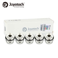 100 Original 5pcs Joyetech MG Ceramic Head 0 5ohm Clapton Head QCS Head 0 25ohm Replacement