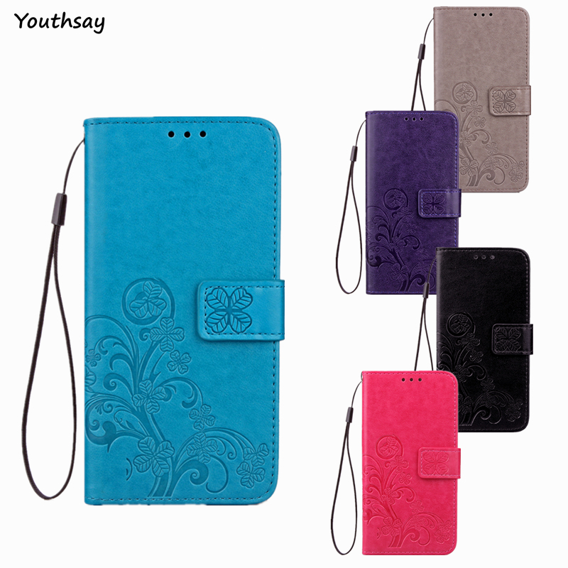 Youthsay для случая Huawei Y5 II случае Y5II Y5 II роскошные кожаные телефон сумка для Huawei Y5 II Чехол для Huawei Ascend Y5II чехол 5 &#8220;<