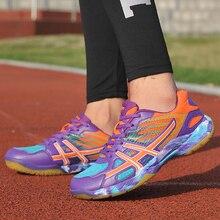 PUAMSS мужские кроссовки 9908 Для мужчин обувь для бадминтона светильник черного цвета женские туфли из дышащего материала, для занятий спортом на открытом воздухе Для женщин атлетика спортивные розовый