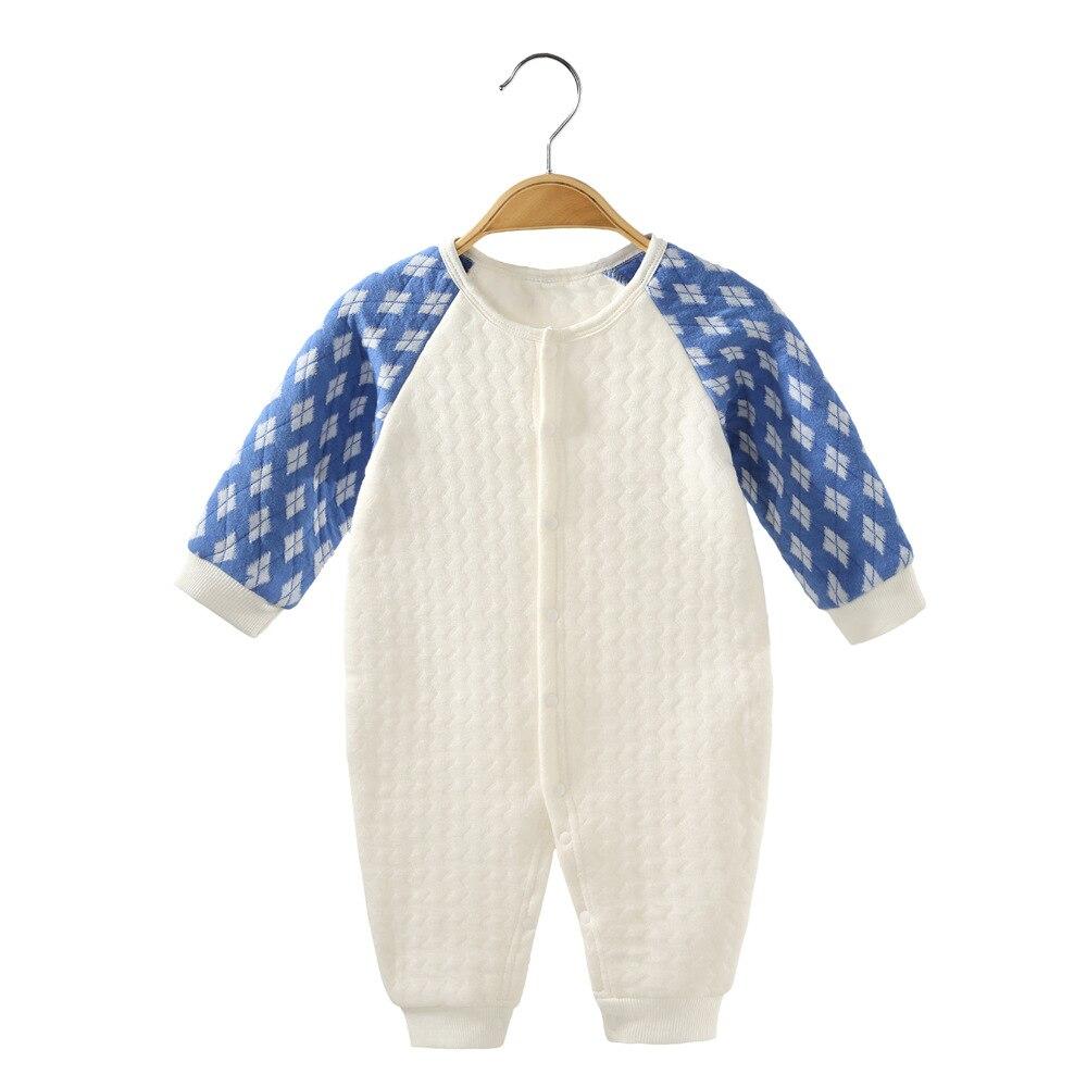 18 Jahre Herbst Luft Baumwolle Lange ärmeln Stepp Kleidung Aus Der Overall Klettern Kleidung 0 Baumwolle Kinder Kleidung