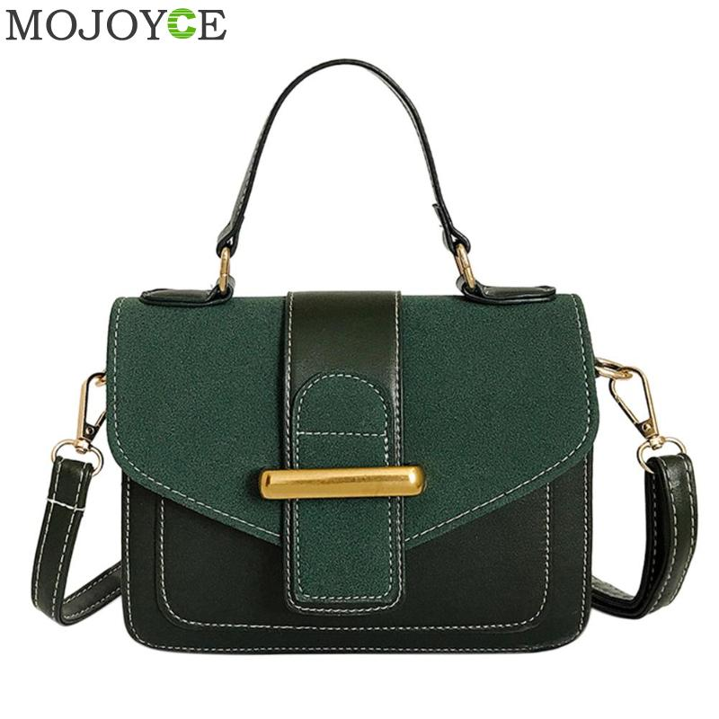 Women Square Flap Bag Brand Fashion Crossbody Bags for Women Scrub PU Leather Messenger Bag Female Solid Shoulder Bag Handbag fashion new design pu leather lotus wave female chain purse shoulder bag handbag ladies crossbody messenger bag women s flap
