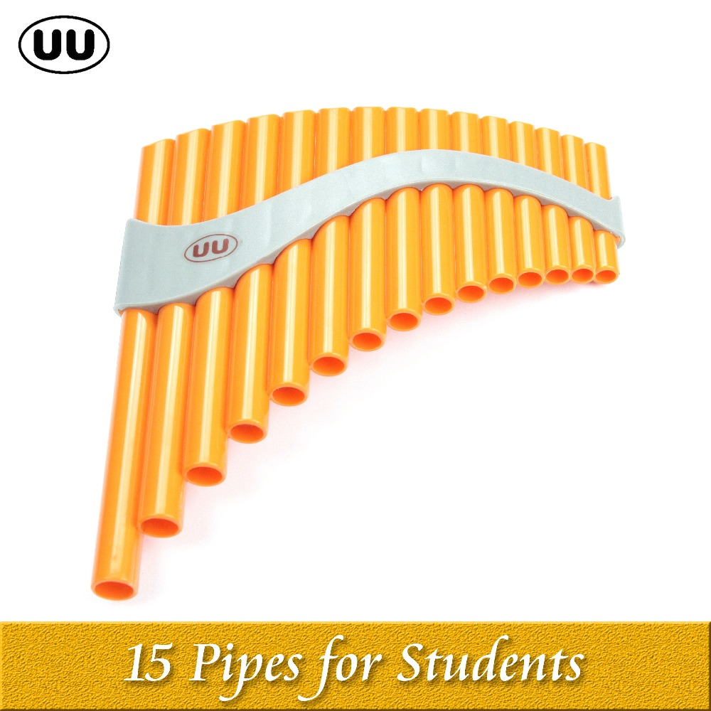Uu Pan Flute 15 Pipes Panpipes G Key Flauta Beginners Abs Plastic Panflute Professional Pan Pipe Woodwind Musical Instrument Mega Discount 30fbfb Cicig