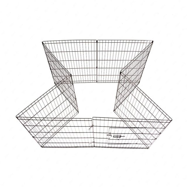 Pet Tall Wire Fence Foldable
