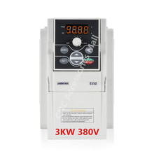 SUNFAR inverter 3kw AC380V E550 series Variable-frequency drive Frequency Inverter