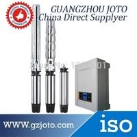 3JD 15 High Efficiency DC Solar Water Pump/Submersible Solar Water Pump/Solar Borehole Pump