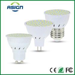 E27 led bulb lamp gu10 mr16 led spotlight smd 2835 48led 60led 80led high bright lamparas.jpg 250x250