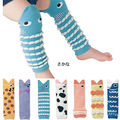 New Baby Girl Fish Pattern Socks Soft Cotton Knee High Children Girls Leg Warmer Fashion