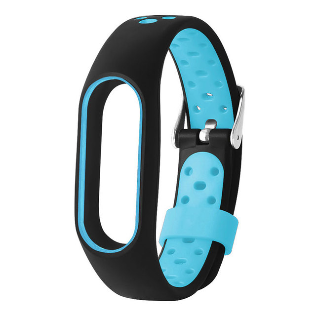 Watch Band Silicon Wrist Strap Replacement WristBand Bracelet For XIAOMI MI Band 2 Correas de reloj 2018 High Quality Watchbands