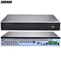 GADINAN 32CH AHDM 720จุดH.264ไฮบริดDVR/HVR/NVRสองทาง
