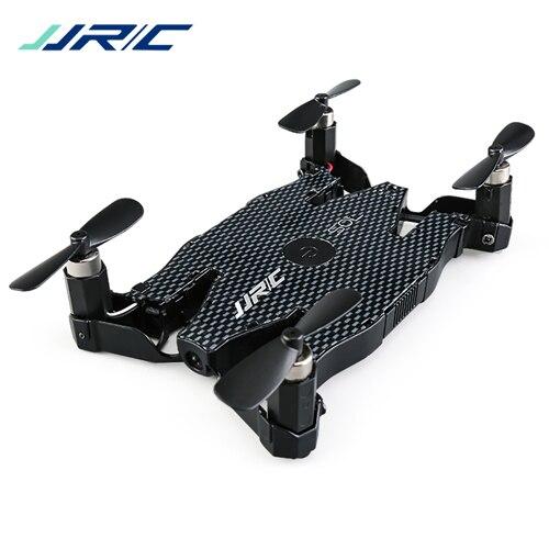 JJRC H49 H49WH SOL WIFI FPV HD Caméra Drone 4CH 6 Axe One-key retour Modèle RC Quadcopter Automatique Air Pression Haute H37 H47