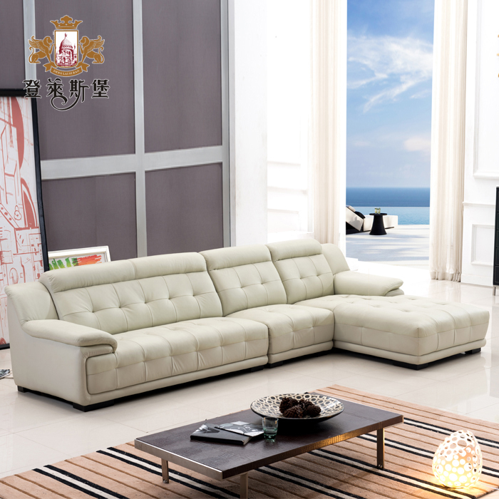 Denglai Myers Leather Sofa Modern