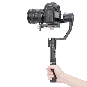 Image 5 - ZHIYUN Crane Plus Stabilizer 3 Axis Quick Balance Motorized Gimbal for Mirrorless Camera DSLR, Support 2.5KG POV Mode Handheld