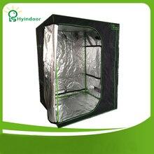 150*150*200 indoor Hydroponika Cieplarnianych Odblaskowe Mylar Rosną Namiot Nietoksyczny Pokoju