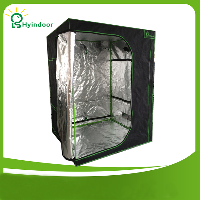 150*150*200 indoor Hydroponics Grow Tent Greenhouse Reflective Mylar Non Toxic Room & 150*150*200 indoor Hydroponics Grow Tent Greenhouse Reflective ...
