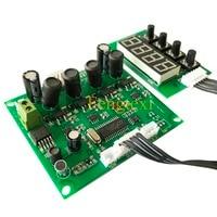 6in1 RGBWA UV 11CHs Bühne LED Par Licht Ersatz PCB Teil Board mit Display Board-in Bühnen-Lichteffekt aus Licht & Beleuchtung bei