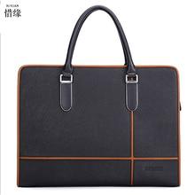 Men Man Handbags Casual Genuine Leather Business Messenger HAND Bag Computer Shoulder crossbody Bags Briefcase Male Travel Bags