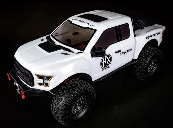 W Km2 Traction Hobby Cragsman F150 1 8 F 150 Off Road Cralwer Truck Compatible Rcw4d Tf2 Mojave Hilux Toyota Scx10 Lc70 Trx4 Parts Accessories Aliexpress