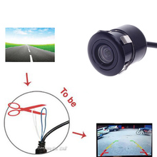 цена на HD Waterproof Car Rear View Camera Front Camera Front View Side Convert to each other Reversing Backup Camera Parking assist
