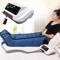 Compressão de ar perna pé massageador vibração infravermelho terapia braço cintura pneumática envoltórios de ar relaxar alívio da dor
