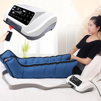 Kompresja powietrza noga masażer do stóp wibracja terapia podczerwienią ramię talia pneumatyczne powietrze okłady Relax ulga w bólu tanie i dobre opinie DISIYING Włókniny Wielu Rozmiar SML Ciało Masaż i relaks