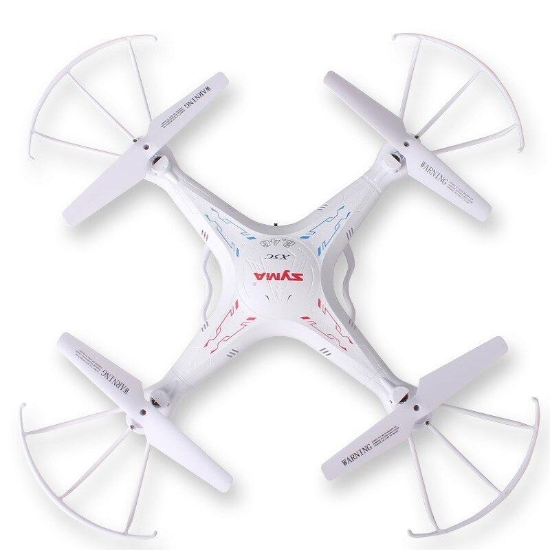 Quadcopter syma x5 zangão 2.4g 6-axis ou