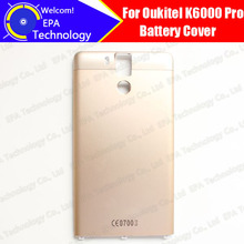 OUKITEL K6000 Pro Battery Cover 100% Original New Durable Back Case Mobile Phone Accessory for  K6000 Pro free shipping