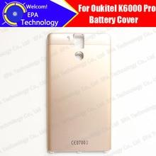 OUKITEL K6000 Pro Cubierta de La Batería Original del 100% Nueva Durable Nuevo Caso Accesorio Del Teléfono Móvil para K6000 envío libre Pro