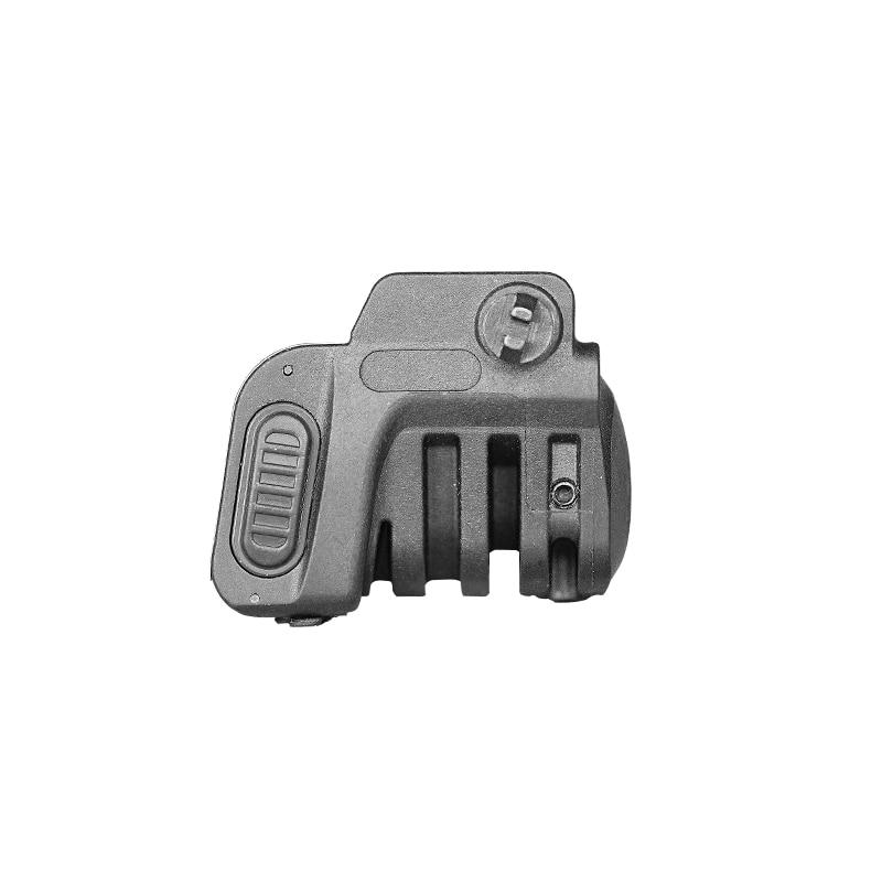 Laserspeed justerbar självförsvar taktisk mini skena monterad - Jakt - Foto 4