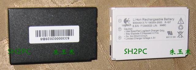 Genuine Bateria 930 mAh M42A R-IG7 M46C para Logitech Harmony 720 um 880 885 890 900 Remoto BORDA diNovo Mini Bluetooth teclado