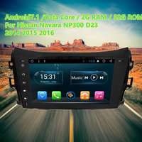 9 Octa Core Android7.1 Car GPS Navigation Radio Multimedia Stereo For Nissan Navara NP300 D23 2014 2015 2016 Auto Audio Player