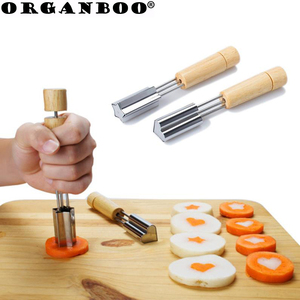 ORGANBOO 1PC Stainless steel v