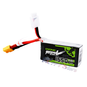 Image 3 - Ovonic High Rate Battery 1300/1550 MAh3 4S 50 80 100C Through FPV lithium Battery