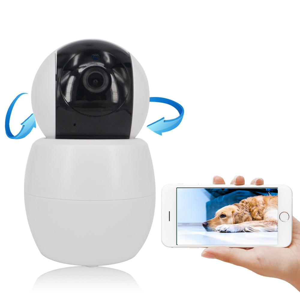где купить CTVMAN Security Camera Wireless 2mp Mini IP Cameras 1080 Onvif Dome Pan Tilt Audio SD Card Slot Wifi Network baby Kamera по лучшей цене
