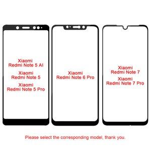 Image 2 - Kính cường lực Nillkin cho Xiaomi Redmi Note 5 ÁI 7 full màn hình bảo vệ kính cường lực cho Xiaomi Redmi Note 6 pro Redmi Note 7
