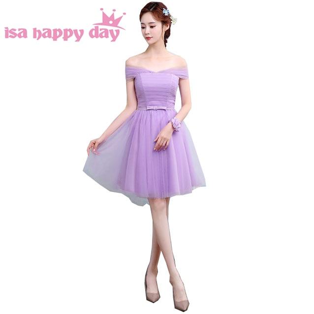 Vestidos de fiesta en lila