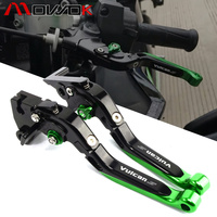 Motorcycle Folding Extendable CNC Adjusterable Brake Clutch Lever For KAWASAKI VULCAN S 650 VN650 EN650 2015 2016 2017 2018