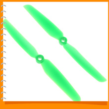 1Pair! Green Propeller 6 x 3″ 2-Blade Props CW / CCW for RC Multirotor Helicopters