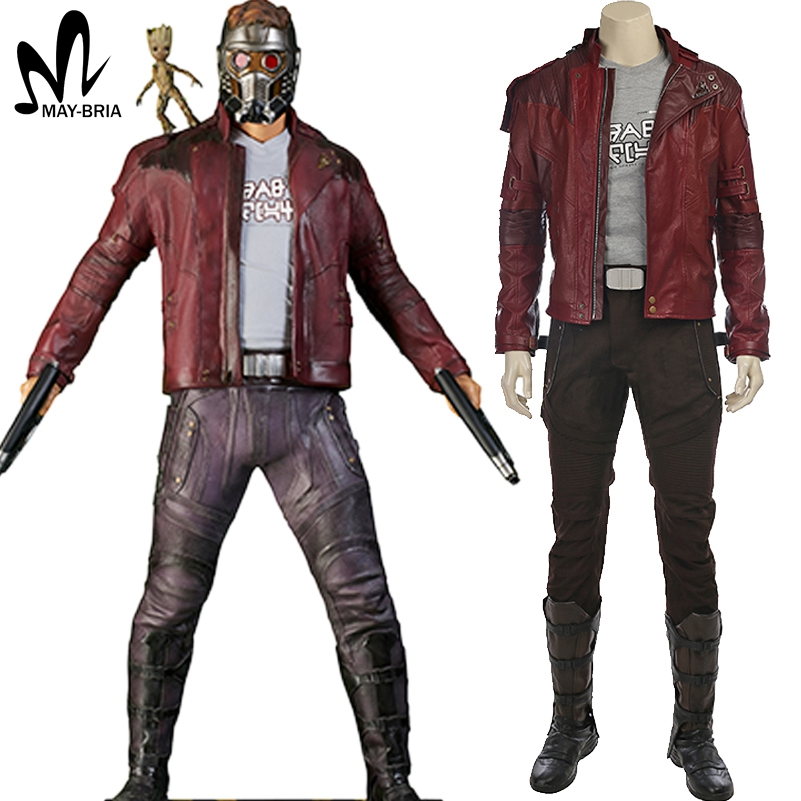 Peter Quill Star Lord costume Guardians of the Galaxy 2 ...