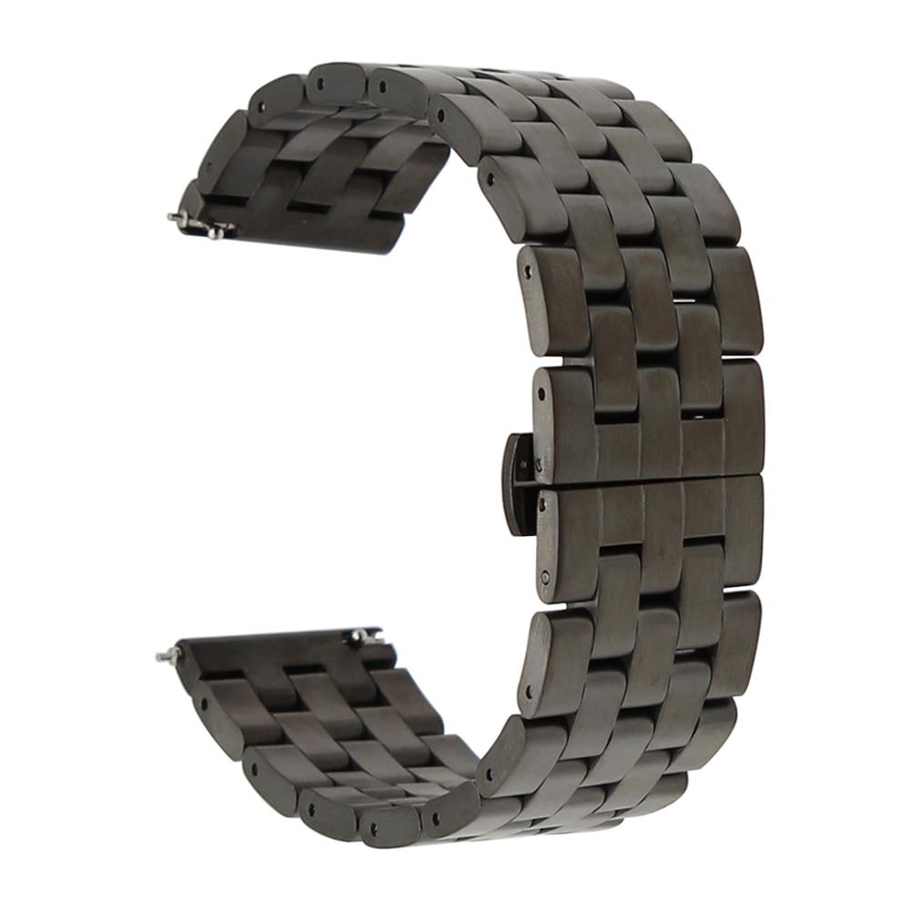 Hurtig frigørelsesrem til LG G Watch W100 / R W110 / Urbane W150 - Tilbehør til ure - Foto 5