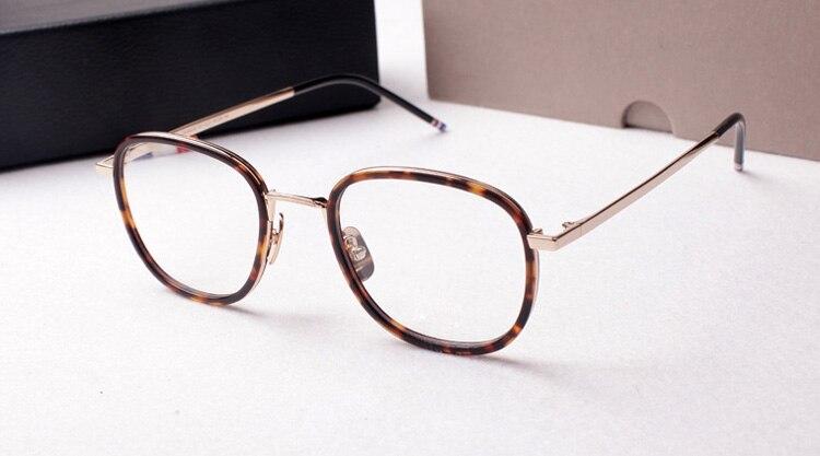 2017 thom tb906 Computador Lentes Redondas Óculos Ópticos Armações ... f1a0e2a9b7