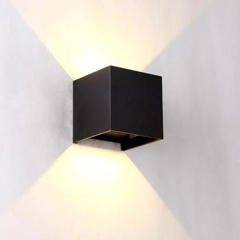 Maison Applique Muurschildering Interieur Wandlampe Slaapkamer Lampara De Kaptafel Led Aplique Luz Pared Wandlamp Armatuur Wandlamp