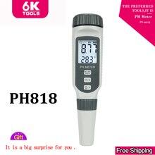 Ph Meter for Water Tester Digital Ph Test Water Quality Tester Acidometer for Aquarium Acidimeter Portable Acidity Meter Metro