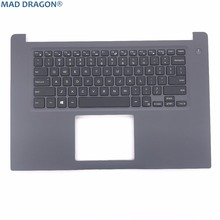 Brand brand new and original laptop parts  for DELL INSPIRON 15 7000 7560 US backlit keyboard and palmrest   RTJ7W  0RTJ7W original free shipping brand new us keyboard with backlit for dell latitude e7240 e7440 laptop